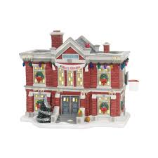 Dept 56 Halloween Village 2015 by Department 56 A Christmas Story Village Cleveland Elementary