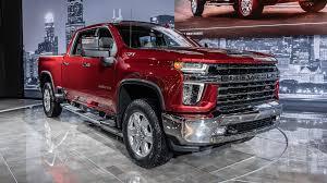 100 Chevy 2500 Truck 2020 Chevrolet Silverado HD Debuts BigTime Max Towing Automobile
