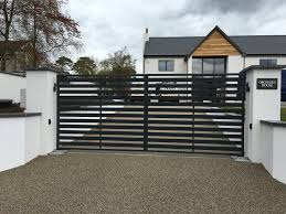 100 Contemporary Gate Metal S AG Automation Ltd Wrought Iron And Steel Gates