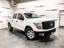 100 Trade Truck For Car Used 2017 Nissan Titan 4X4 WE WANT YOUR TRADE OPEN SUNDAYS For