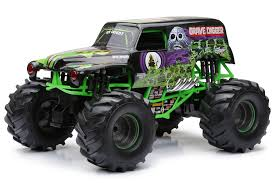 R/C Monster Jam® - GRAVE DIGGER® | New Bright Industrial Co.