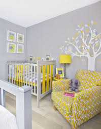 Pottery Barn Baby Wall Decor by If You U0027re Avoiding The Pink Or Blue Route Try Grey And Yellow For