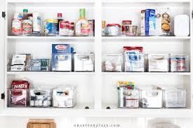 Small Kitchen Organizing Ideas Small Kitchen Organization Pantry Cabinet On Sutton Place