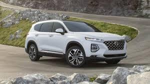 2019 Hyundai Santa Fe | Hyundai USA