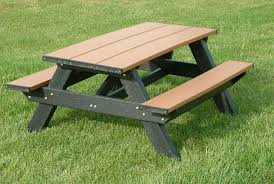 standard 6ft picnic table youtube