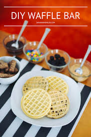 DIY Eggo Waffle Bar   DIY And Crafts, Bar And Waffles How To Throw A Waffle Party Wholefully Protein Bar Bar Waffles And Waffles A Very Merry Holiday Citrus Punch Recipe Make Waffle Sweetphi Cake Mix Plus Planning Tips Mom Loves Baking The Best Toppings From Savory Sweet Taste Of Home Eggo Truckinspired Pbj Styleanthropy 6 The Best Toppings Recipe Food To Love Bridal Shower With Chinet Cut Crystal Giveaway Hvala Matcha Softserveice Blended Latte Frappe At Southern Gentleman Baby