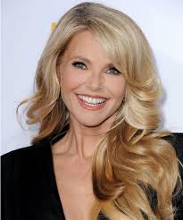 Christie Brinkley Arrives At The NBC And Time Inc 50th Anniversary Celebration Of Sports Illustrated