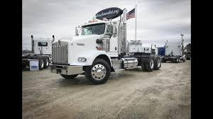 2009 Kenworth T800 Tandem Axle Daycab For Sale - YouTube Used 2012 Peterbilt 388 Tandem Axle Daycab For Sale In 2008 Chaparral Drop Deck Trailer 136404 1989 Kenworth T600 77825 New And Used Trucks For Sale On Cmialucktradercom 2006 378 Sleeper 2000 604552 Mack Chu613 2017 W900 2009 Freightliner Columbia 389 Dump Truck Truck Market Western Star 4900 Day Cab For Auction Or Lease Olive