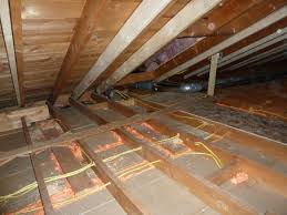 Hairline Cracks In Ceiling Causes by What Happened In The Attic Energy Freak Show