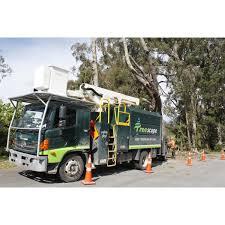 100 4x2 Truck Arborist Versalift VST47 EWP On Truck With Chip Bin Waimea