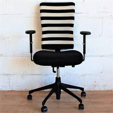 VITRA 'T' Task Chair Black White Stripe 2128   Allard Office Furniture Vitra T Task Chair Black White Stripe 2128 Allard Office Fniture Id Trim L By Vitra Couch Potato Company Ac 5 Studio Ambientedirect Contemporary Office Chair Swivel On Casters With Armrests Vintage Ea 117 Charles Eames For In Leather Ergonomic 4 Headline Blue 3d Armrest Mario And Awesome Lovely 97 About Remodel Small Home Hal Headline Management Sand Claudio Bellini Soft Citterio Basic Dark Model Physix Cgtrader