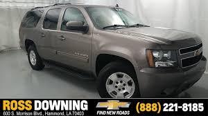 Used Chevrolet Suburban For Sale In Hammond, Louisiana | Used ...