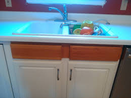 How To Change A Sink by On Bliss Street How To Replace A Sink Cabinet Bottom On Bliss