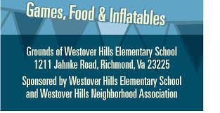 100 Game Truck Richmond Va Westover Hills Elementary School Carnival RVAHub