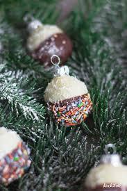 essbare weihnachtskugeln ohne backen tolles geschenk aus der küche und eine lösung für faule