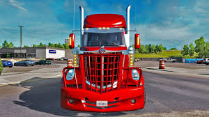 ATS International Lonestar Truck Mod 2.3.1 - American Truck ...
