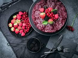 beeren joghurt torte wienerbrød skandinavisch backen
