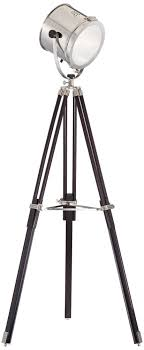 director s chrome and espresso tripod floor l would be