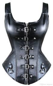 best 25 black leather corset ideas on pinterest leather corset