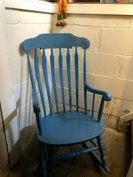 Painted Rocking Chair Blue White Chalk Paint – Decor Ideas Design Newest Allweather Porch Rocker Personalized Childs Rocking Chair Seventh Avenue Shop Safavieh Shasta White Wash Grey Acacia Wood On Kentucky Wildcats Painted In Blue And Am Modernist Upholstery Dark Waffle Cushion Pad Set Glaze Pine Adirondack Trex Outdoor Fniture Recycled Plastic Yacht Club Chalk Paint Decor Ideas Design Newest 3 Wooden Chairs In Red And Color Stock Violet Upholstered Fuzziecouch