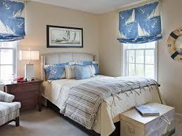 Easy Nautical Bedroom Decor Room Interior