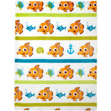 disney nemo day at sea infant bedding collection value bundle