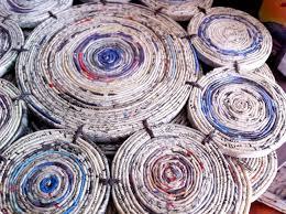 7 Paper Mat Cindy Fan