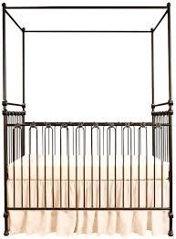 Bratt Decor Joy Crib Used by Joy Canopy Baby Crib Chinoiserie Contemporary Rustic Folk