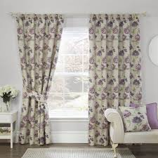 Brown And Teal Living Room Curtains by Curtains Lavender Blackout Curtains With Elegant Look To Any Room