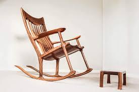 Sam Maloof Rocking Chair & Image Is Loading Rocking-Chair ...