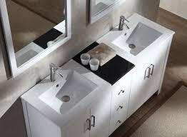 standard depth of bathroom vanity modern vanity for bathrooms
