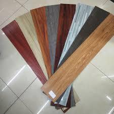 PVC Plastic Floor Self Adhesive Lock Sheet Flooring
