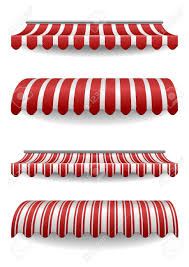 Detailed Illustration Of Set Of Striped Awnings Royalty Free ... Retractable Awning Install With Led Lights Manhawkin Nj 08050 Caravans Rollout Awnings Holiday Annexes Custom Rv Power Patio Camping World Chrissmith 10 Storefronts With Showstopper Designsponge Business Window Works Frameless Slide Wire Cable Canopy Superior Yard Ideas Electric Awning Repairs Kampa Motor Rally Air Pro Motohome Inflatable Blomericanawningabccom Dr Jamie Ricks Chiropractor At Advantage Walkin