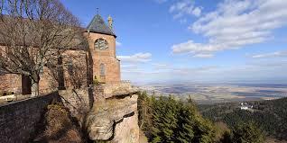 mont sainte odile tourisme obernai