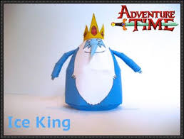 Adventure Time Papercrafts