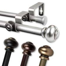rod desyne curtain rods sets curtain rods hardware the