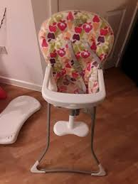 GRACO HIGH CHAIR - QUALITY BABY EATING CHAIR VERY GOOD CONDITIONS CHAIR |  In Crystal Palace, London | Gumtree High Chairs Baby Kohls Fniture Interesting Ciao Portable Chair For Graco Swift Fold Briar Cute Slim Spaces Space Saver In 2019 High Chair Pad Airplanes Duodiner Or Blossom Baby Accessory Replacement Cover Cushion Kids Nuna Tavo Travel System With Pipa Lite Car Seat Costway 3 1 Convertible Play Table Booster Toddler Feeding Tray Pink Buy 1855930 Online Lulu Hypermarket Chicco Polly Double Pad Highchair Review Cocoon Delicious Rose Meringue Oribel