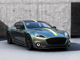 Aston Martin Rapide AMR 2018 pictures information & specs