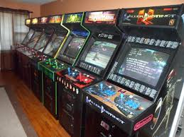Mortal Kombat Arcade Cabinet Restoration by 90 U0027s Midway Fighters Collection Archive Klov Vaps Coin Op