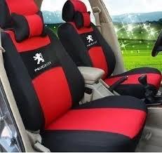 siege auto peugeot bonne qualité épaississement en sandwich siège auto voiture couvre