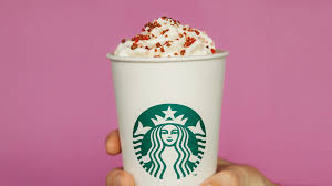 Starbucks New Valentines Day Cherry Mocha Taste