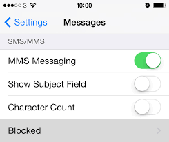 How to block calls and text messages on iPhone using iOS 7