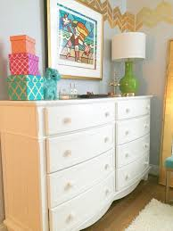Raymour And Flanigan Dressers by Black White And Chic All Over Teen Bedroom Makeover