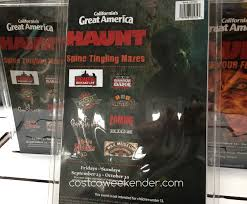 Halloween Haunt Kings Island Dates by Halloween Haunt Things To Do For Halloween Ca Great America
