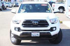 100 Used Trucks Sacramento Certified OneOwner 2018 Toyota Tacoma SR5 In CA