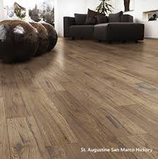 For Those Who Want Fine Laminate Flooring On A Budget The St Augustine Option Provides Look And Style Of Hardwood In Six Different Colors At