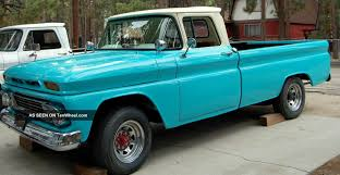 1960 C - 20 Chevy Pickup Truck In Condition Rare 3 / 4 Ton With
