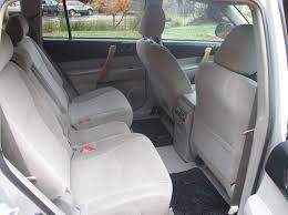 2008 Toyota Highlander Captains Chairs by 2008 Toyota Highlander Hybrid Awd 4dr Suv In Kirkland Wa
