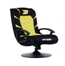 BraZen Pride 2.1 Bluetooth Surround Sound Gaming Chair - Yellow Brazen Pride 21 Bluetooth Surround Sound Gaming Chair New Product Launch Stag Surround Sound Gaming X Video Rocker Pro Wireless Black 51319 Brazen Stag Greyblack Height 94 Cm Width 54 Length 71 Gtracing Ergonomic Details About Blackwhite 17991 Premier Recliner Dual Audio Pc Racing Game Rocker New Xpro With Soundrocker Ps4xbox One Sabre 20 Stealth 40 Diy Album On Imgur