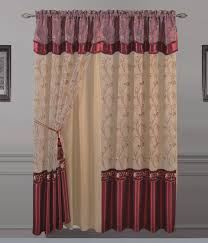 Anna Lace Curtains With Attached Valance by American Linen U0026 Rugs Just Launched On Walmart Marketplace Pulse